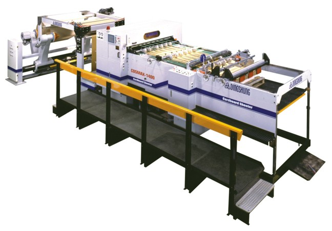 COSMAX Single Knife Sheeter