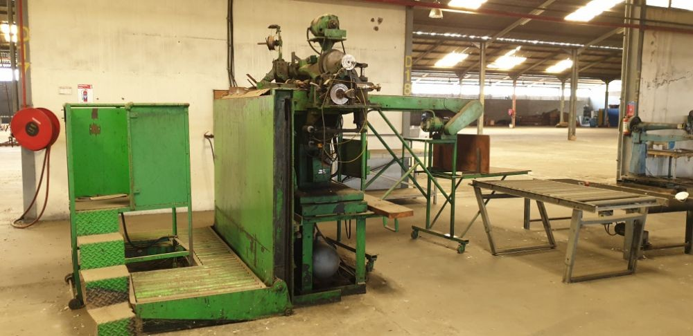 SEMI-AUTOMATIC BOSTITCH WIRE STITCHER