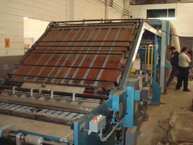 Asitrade MPS-11 Anch 1630 mm automatic sheet fed laminator. Ref 10054