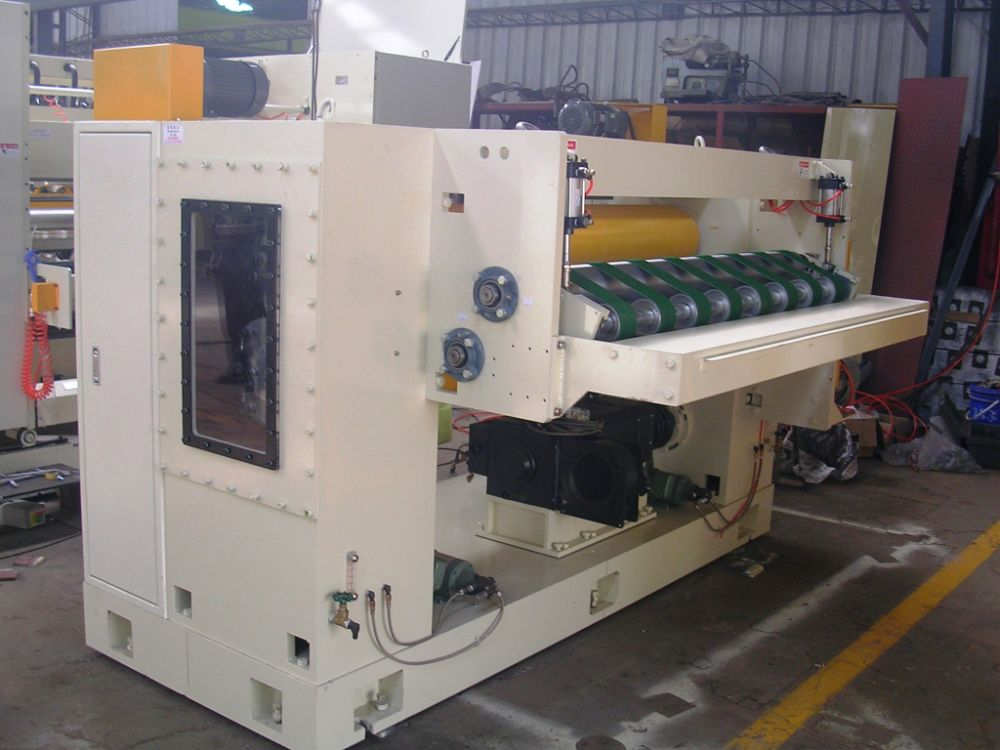 Rotary Shear, Speed 250 MPM
