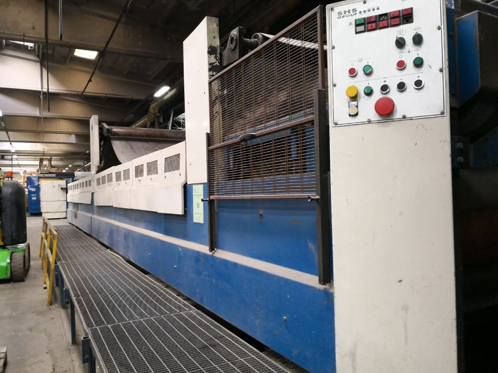 SHS Shortpress 300 SDF Double Backer