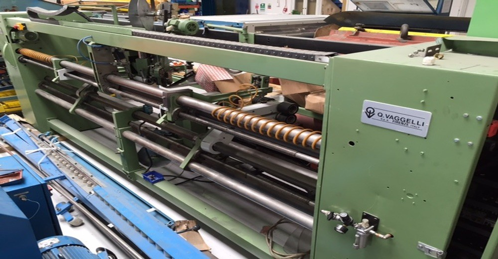 VAGELLI DOUBLE HEADED STITCHER. REFERENCE: 9015