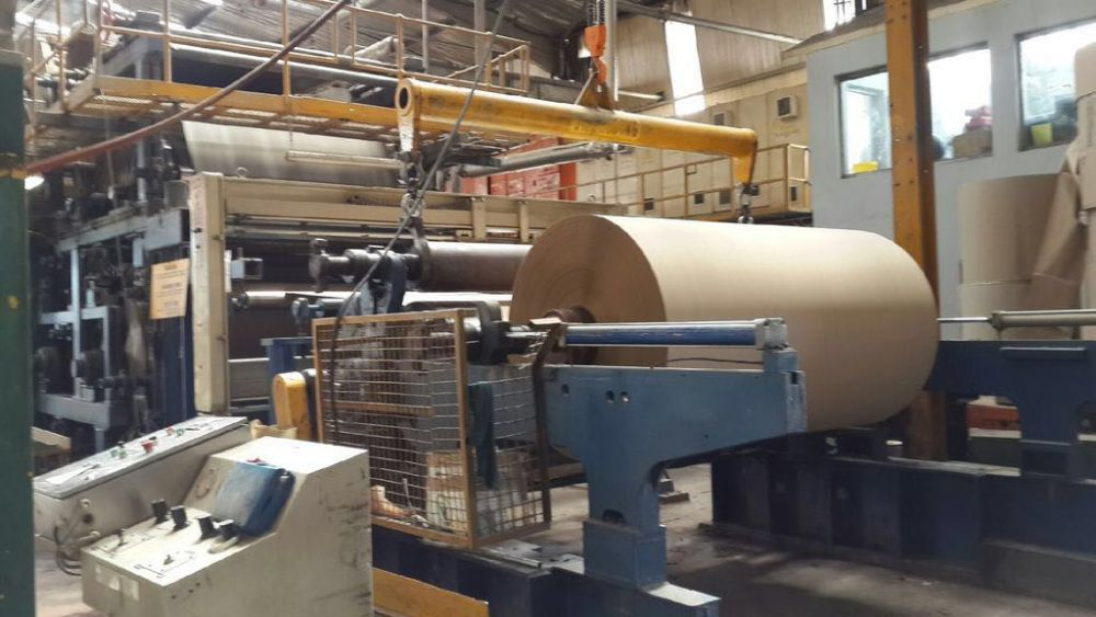 Running Paper Machine Business for sale