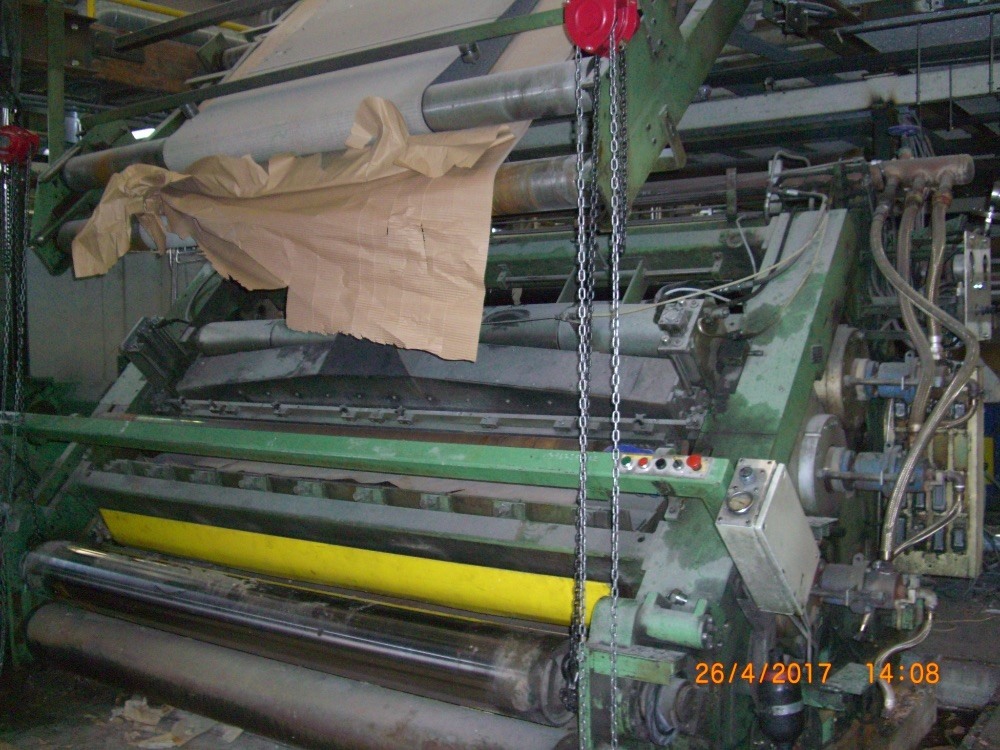 Peters Single Star 2500 mm B flutesingle facers. Ref 10049