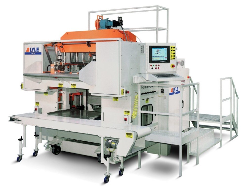 LYLE® PV | PVT-SERIES VERTICAL TRIM PRESSES