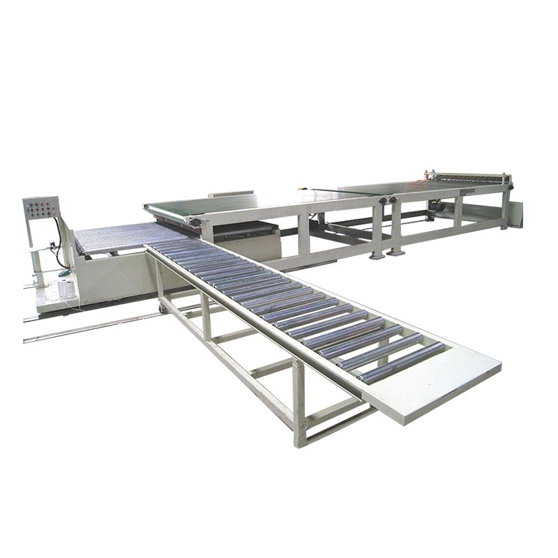 Manual Sheet Stacking Conveyors