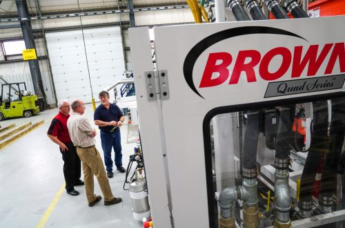 FIVE REASONS TO CHOOSE BROWN MACHINE GROUP FOR YOUR TOOLING