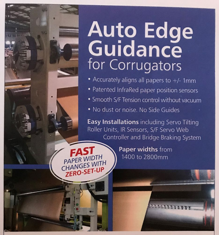 Auto Web Edge Guidance System