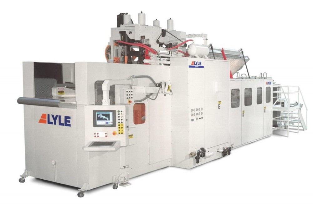 LYLE® 200-SERIES THERMOFORMERS