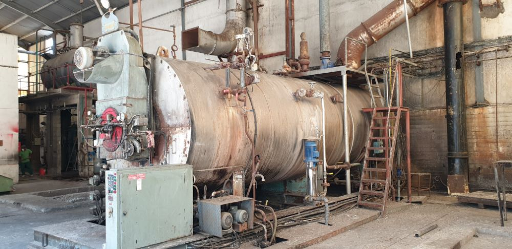 WANSON STEAM-BLOC BOILER