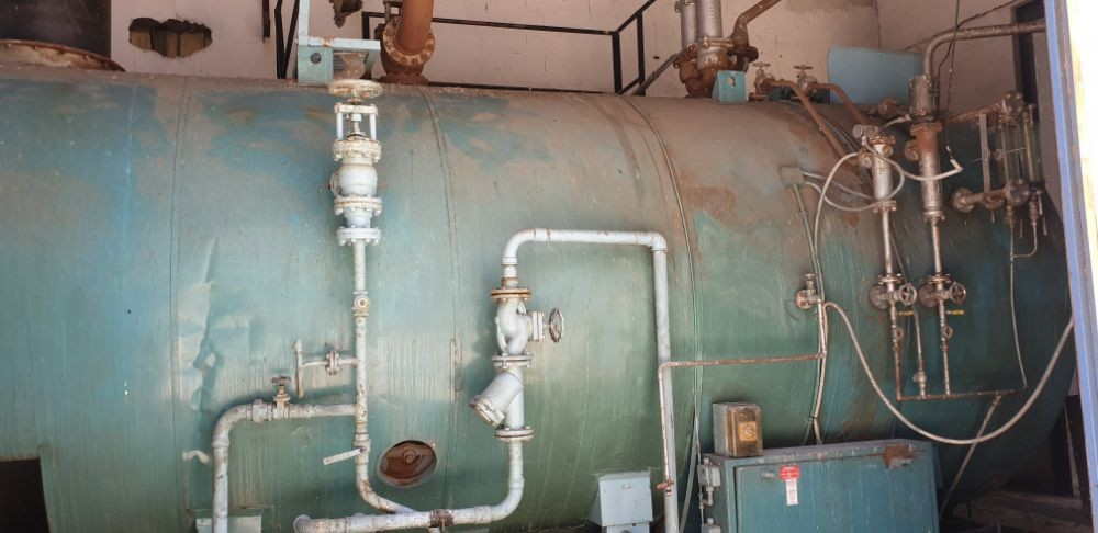 COMPLETE STEAM CIRCULATION SYSTEM