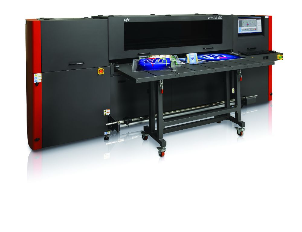 EFI H1625 – SD for digital thermoforming