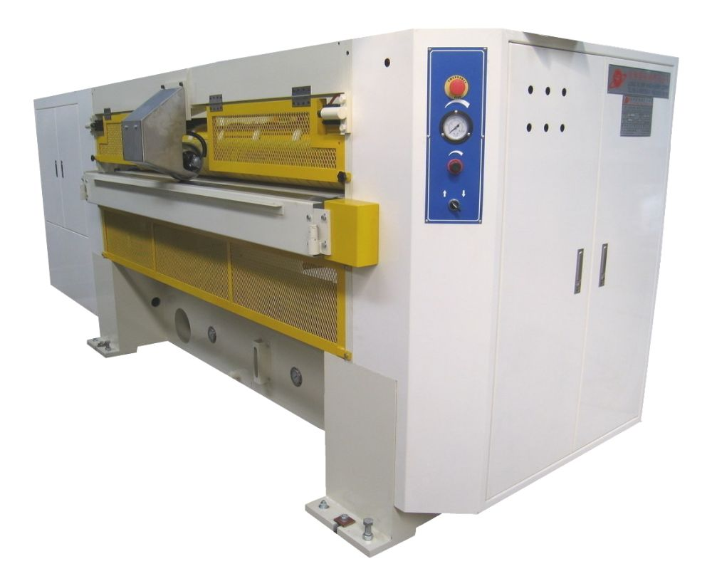 2000 NC Cutter with Helical Blades 250 mpm