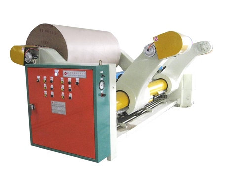 Mill Roll Stands & auto Splicers