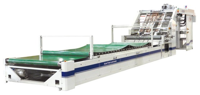 Aspire High Speed Servo Litho Laminator