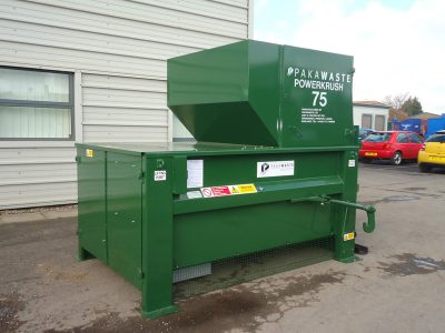 Pakawaste P75 Static Waste Compactor