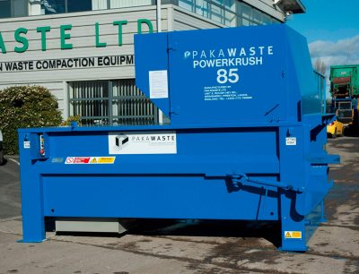 Pakawaste P85 Static Waste Compactor