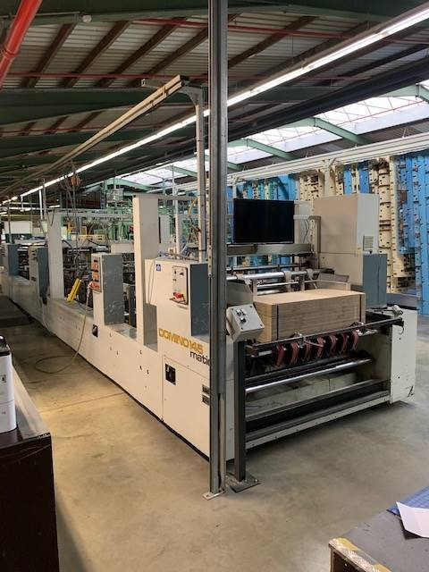 BOBST Domino 145 matic