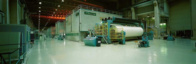 PM6 Valmet Paper machine – For Sale by informal tender